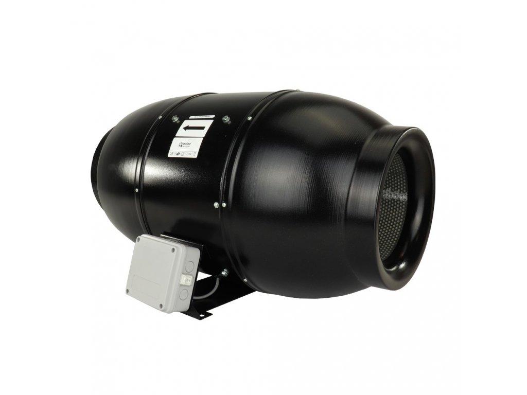Potrubní ventilátor Dalap AP 315 Quiet se sníženou hlučností