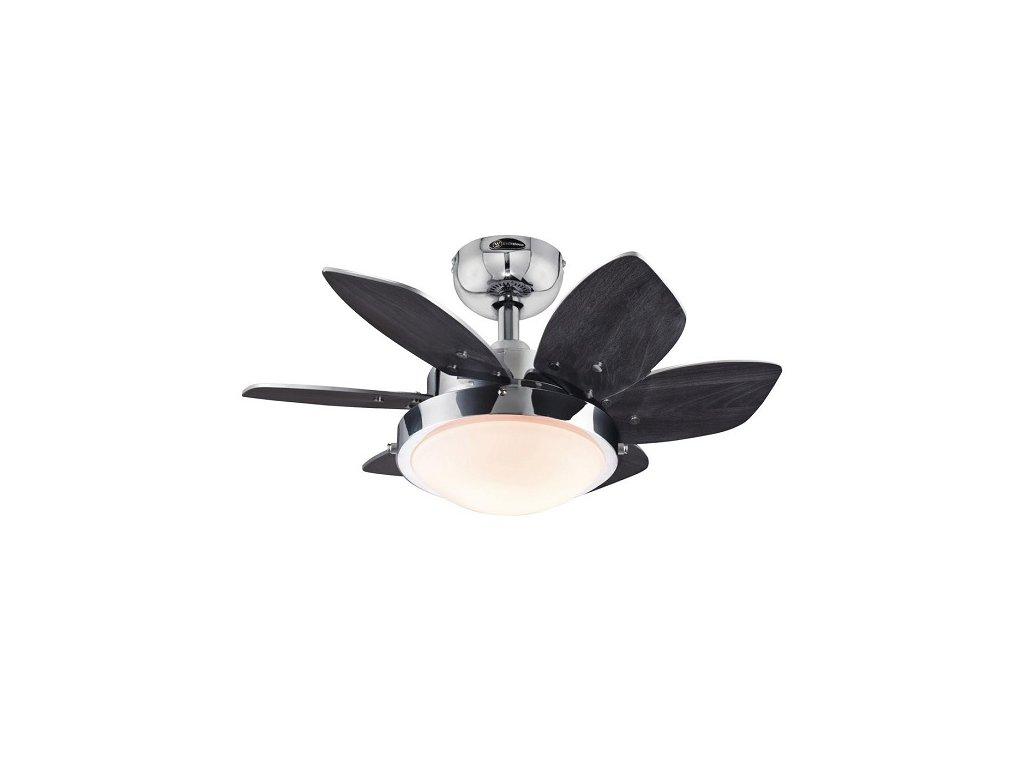 Stropní ventilátor s osvětlením Westinghouse 78631 Quince