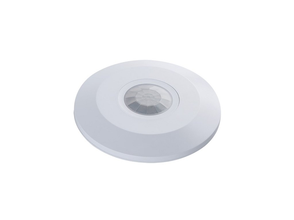 Pohybové čidlo ZONA FLAT-W stropní bílé