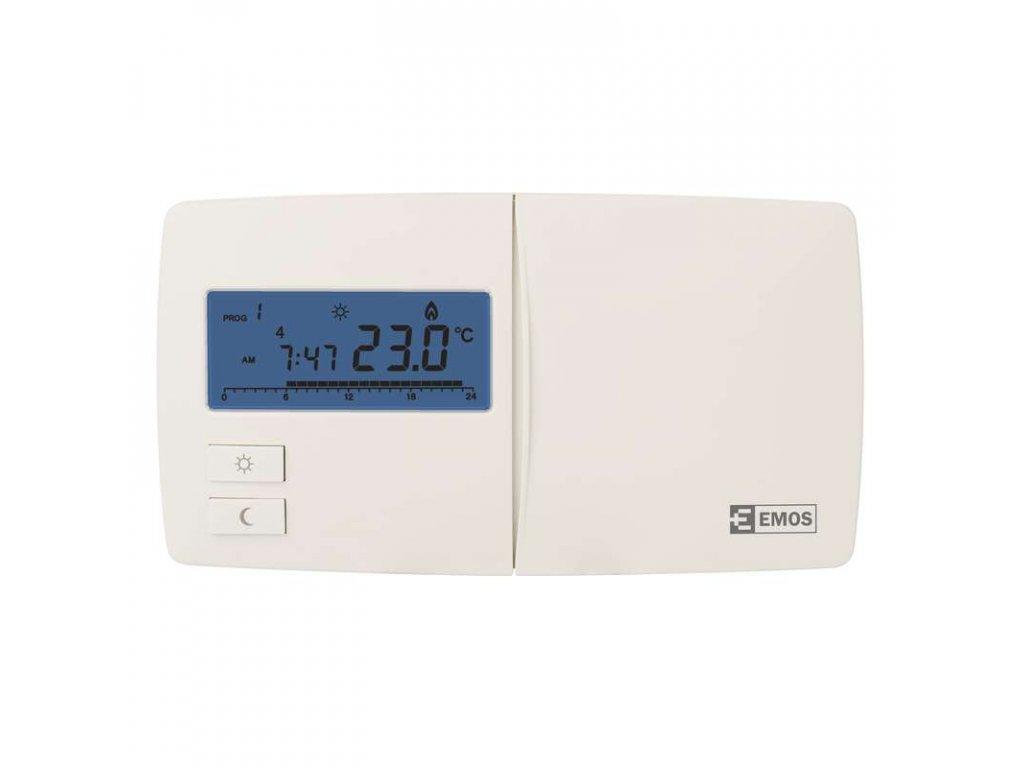 Pokojový termostat programovatelný Emos T091
