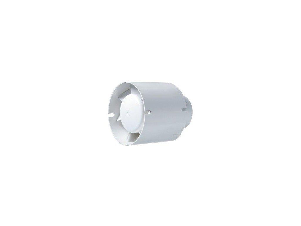 Potrubní ventilátor Vents 100 VKO 1TL doběh a kuličková ložiska