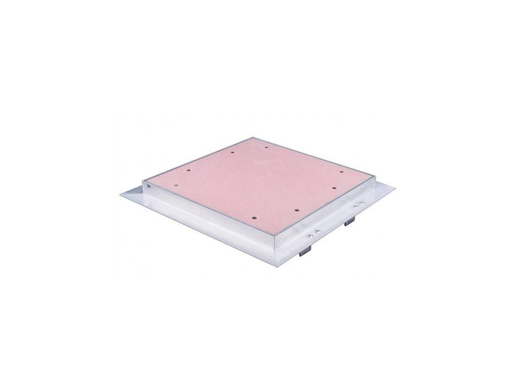 Revizní dvířka protipožární 400 x 400 x 25 GKF EI45 US strop