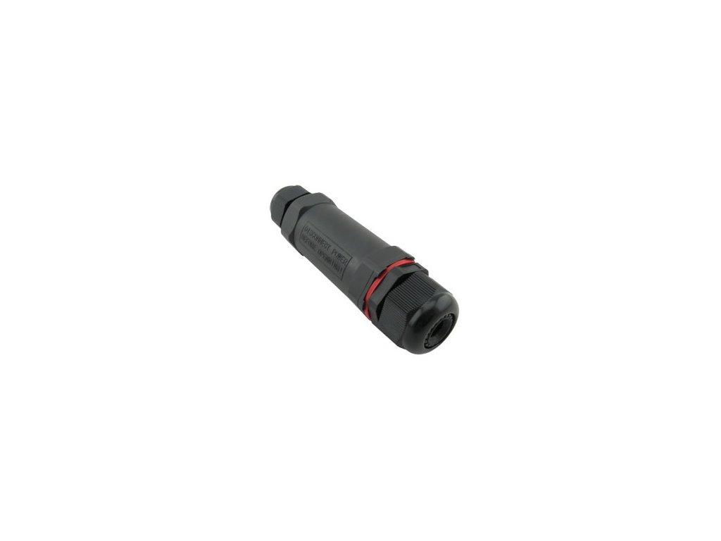 """Kabelová spojka vodotěsná """"I"""" 5x2,5 mm IP68"""