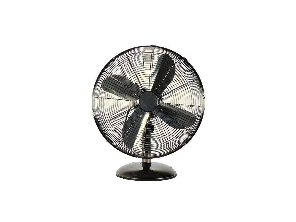 Stolní ventilátor Dalap T-FAN 40M - 40cm, titanový