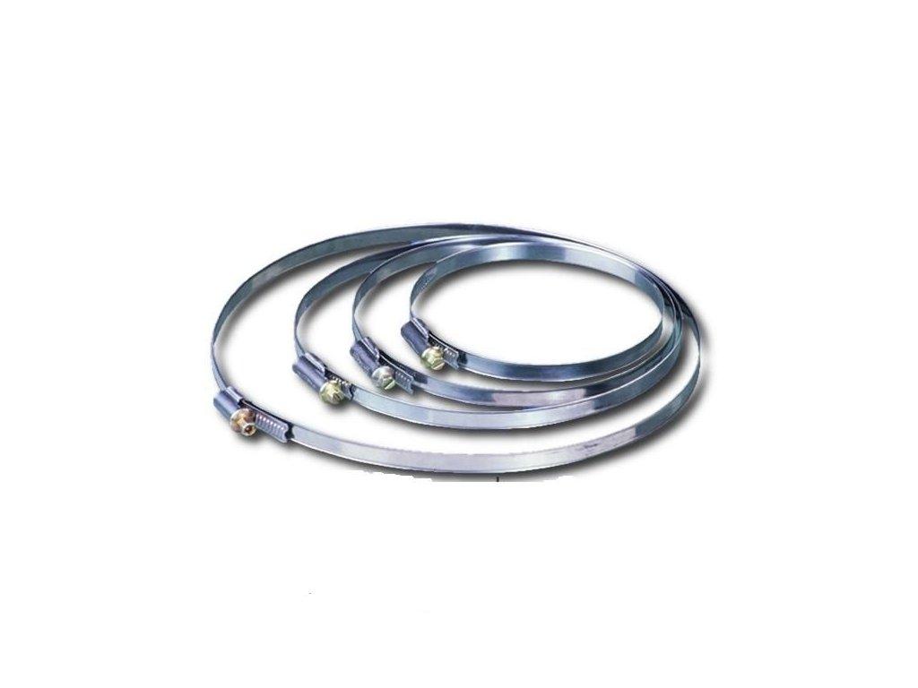 Hadicová spona nerez C 100 mm /90-110 mm/
