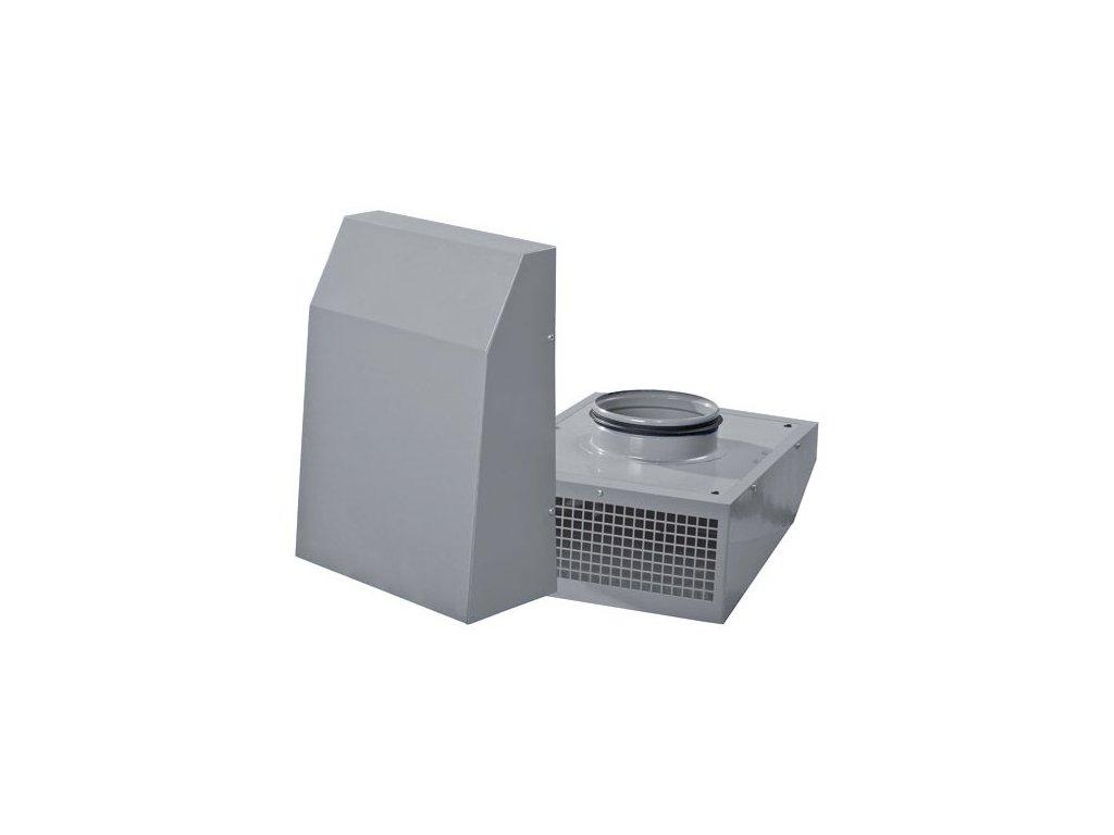 Odsávací ventilátor venkovní Dalap VIT 160 - průměr 150mm