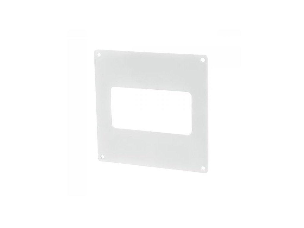 Montážní rámeček pro plochý kanál 110x55