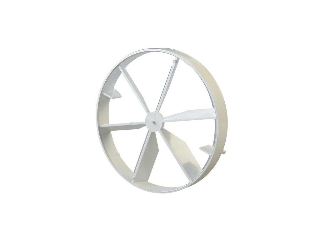 Zpětná klapka Vents KO125 slídová 125 mm