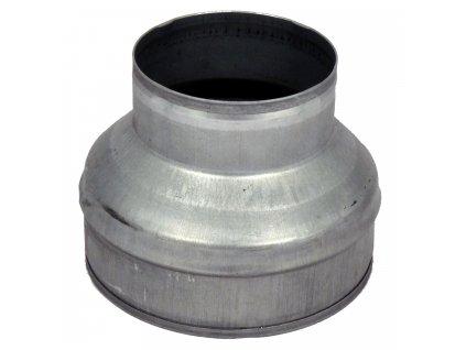 kovova redukce osova o 160 o 100 mm 1076 1