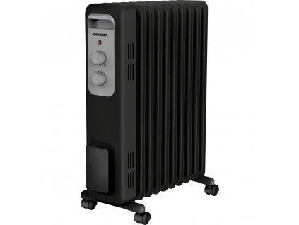 olejovy radiator sencor soh 3309bk