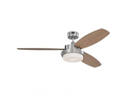 stropni ventilator se svetlem westinghouse alloy 72052