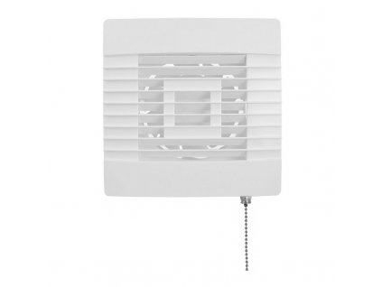 axialni ventilator stenovy s zaluzii av pro 100 p