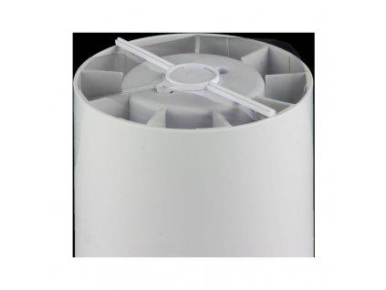 zpetna klapka plastova k ventilatoru av 100