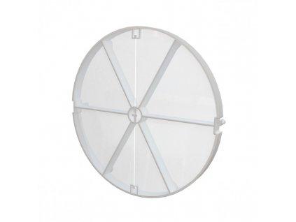 zpetna klapka plastova pro ventilatory 100 mm