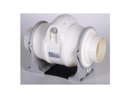 Potrubní ventilátor Cata DUCT IN-LINE 100/270 T Doběhový časovač