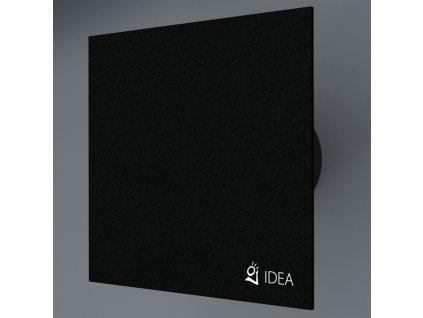 Panel IDEA front K 0337 Black Starlight 01