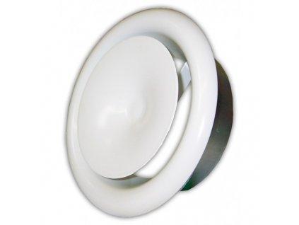Anemostat 150 mm přívodní kovový