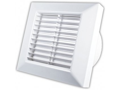 Ventilátor koupelnový s regulací otáček a čidlem vlhkosti PRIMO H 100 IPX2