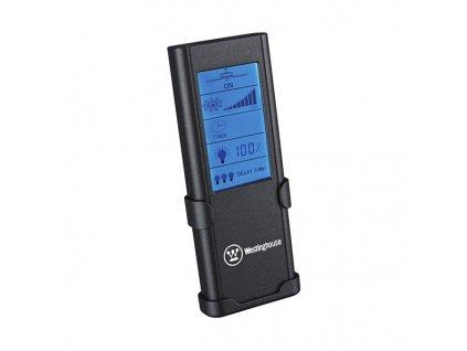 Dálkové ovládání Westinghouse s LCD 77841 - rádiové
