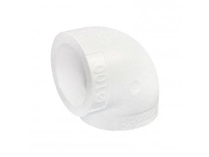 Izolace ventilačního kolena 100 mm/90st.