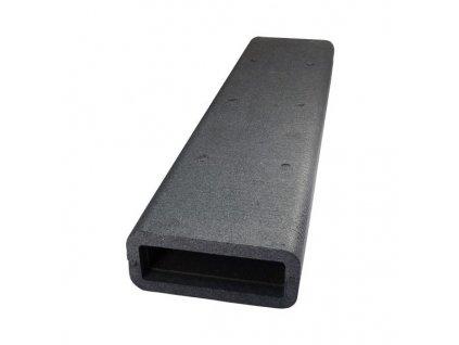 Izolace ventilačního potrubí 204x60/1m