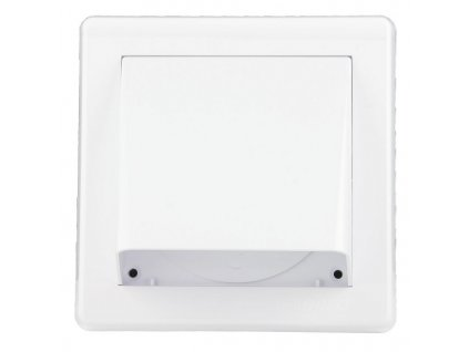 Ventilační mřížka s klapkou 150x150-100 mm VM 150x150GK/100B