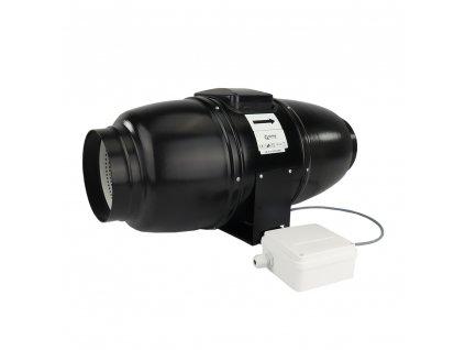 Potrubní ventilátor Dalap AP 150 Quiet se sníženou hlučností