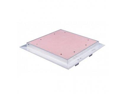 Revizní dvířka protipožární 500 x 500 x 25 GKF EI45 US strop