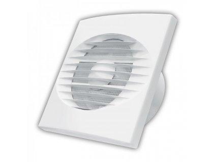 Ventilátor koupelnový Dospel Rico 100 WC s časovým doběhem