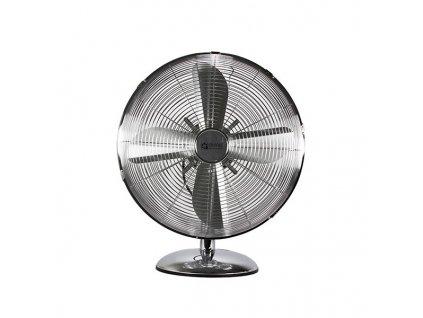 Stolní ventilátor Dalap T-FAN 40C - 40cm, chromový
