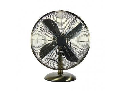 Stolní ventilátor Dalap T-FAN 40B - Ø 40cm, bronzový