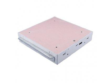 Protipožární revizní dvířka GKF EI45 600 x 600 klička, Strop