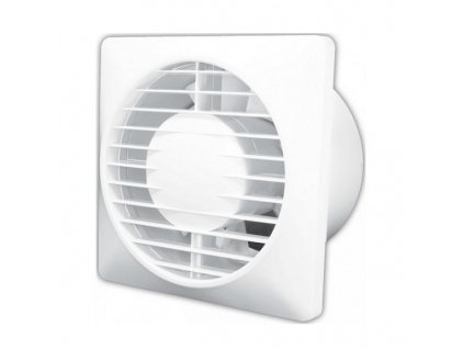 Ventilátor koupelnový SOLO 100T s časovým spínačem