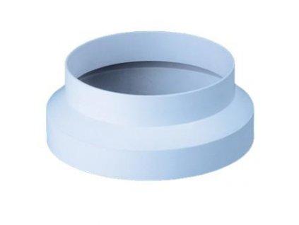 Plastová redukce 100/125 PVC