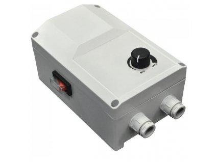 Regulátor otáček Vents RS-5.0-T na omítku do 1,1kW