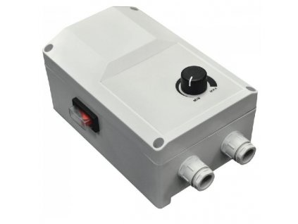 Regulátor otáček Vents RS-10.0-T na omítku do 2,3kW