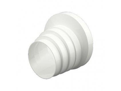 Plastová redukce 80/100/120/125/150/160 mm PVC 309
