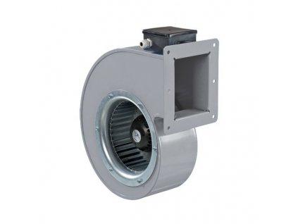 Ventilátor Dalap SKT 160x62 do čtyřhraného potrubí