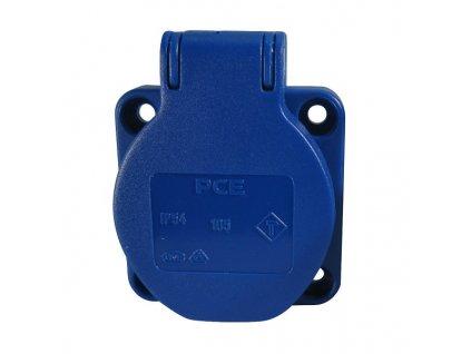 Zásuvka 250V PCE 250V/16A IP54