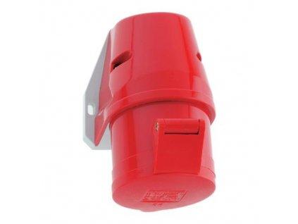Zásuvka 380V Bals 11645 4x16A/380V IP44