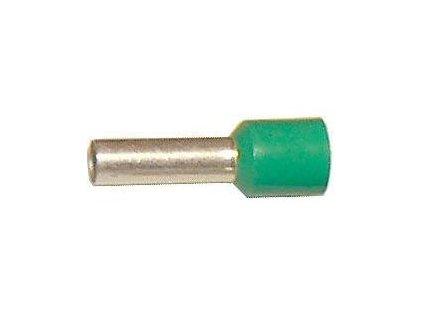 Dutinka izolovaná lisovací pro kabel 6,0 mm2
