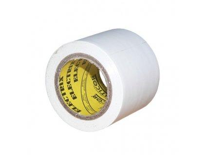 Izolační páska PVC 50/10 bílá pro vzduchovody