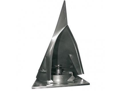 Komínová hlavice TWIST 160 - průměr 160 mm