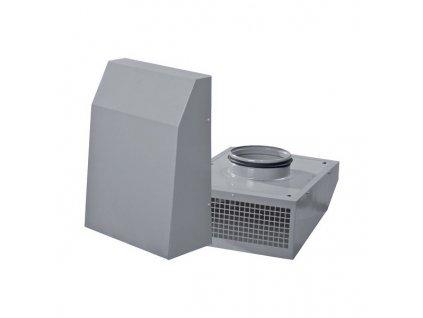 Odsávací ventilátor venkovní Dalap VIT 125 - průměr 125mm