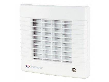 Ventilátor do koupelny tichý Vents 100 MAQ žaluzie, snížená hlučnost