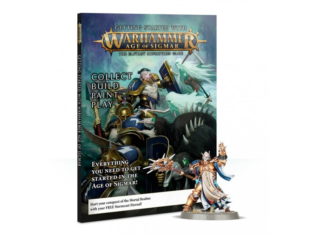 1125 getting started with warhammer age of sigmar
