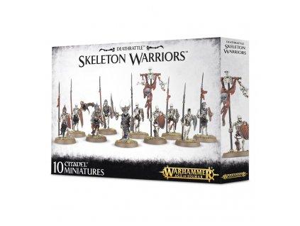 1335 age of sigmar deathrattle skeleton warriors