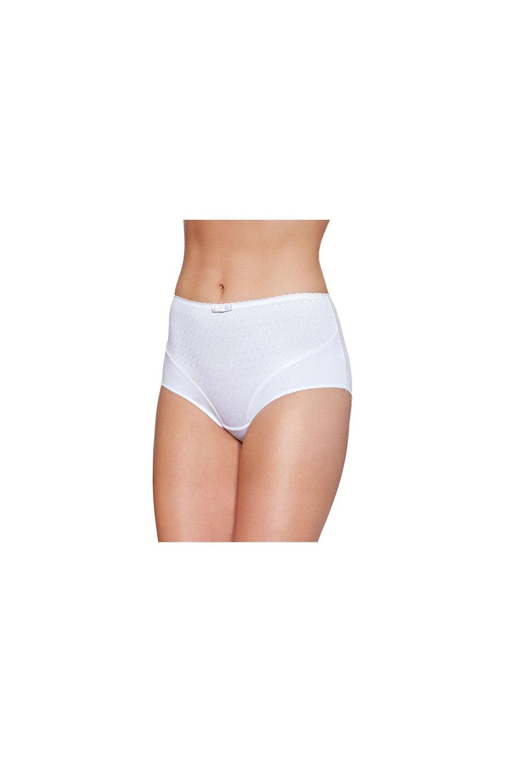 Dámské kalhotky, 100117 1, bílá