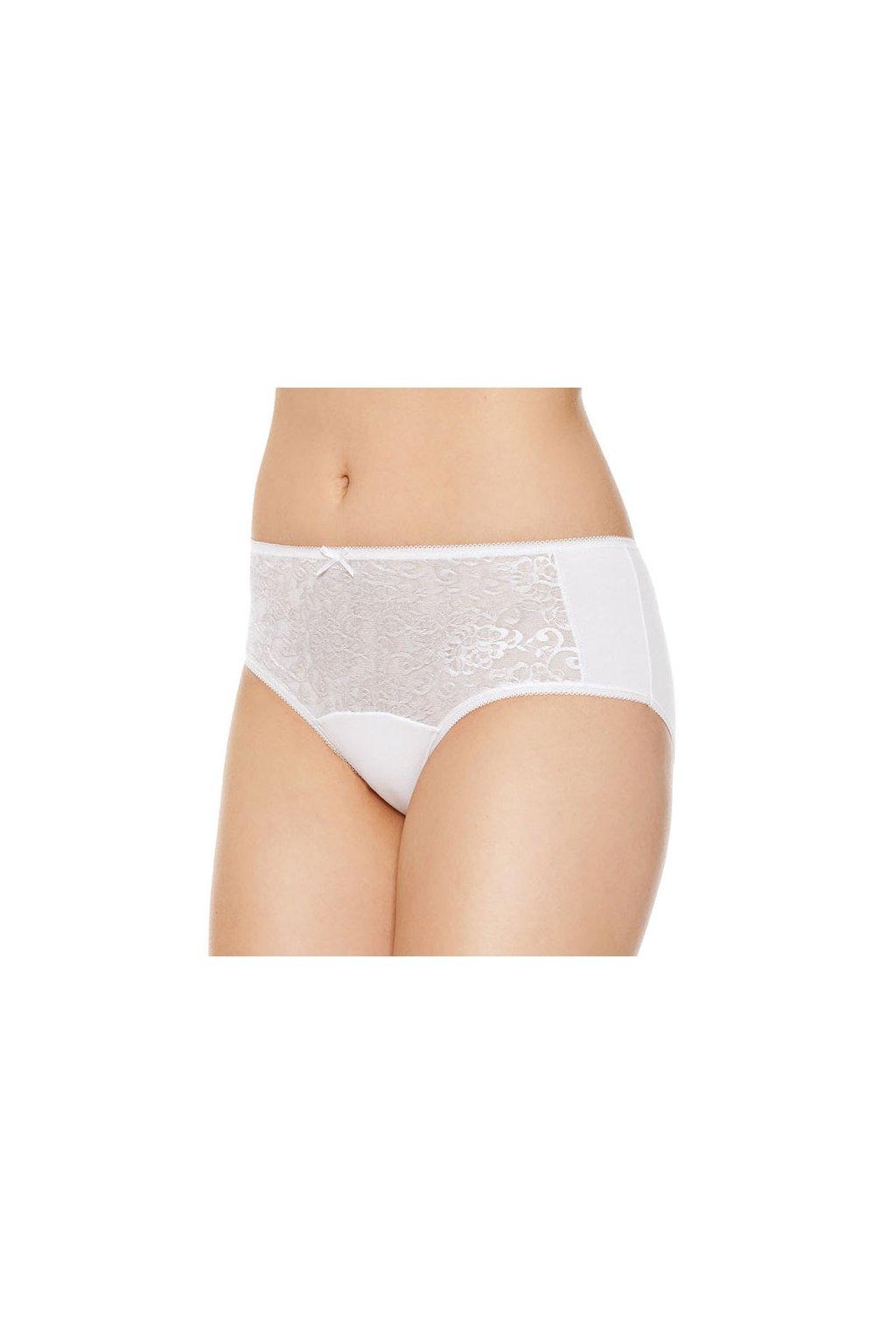 Dámské kalhotky, 100141 1, bílá