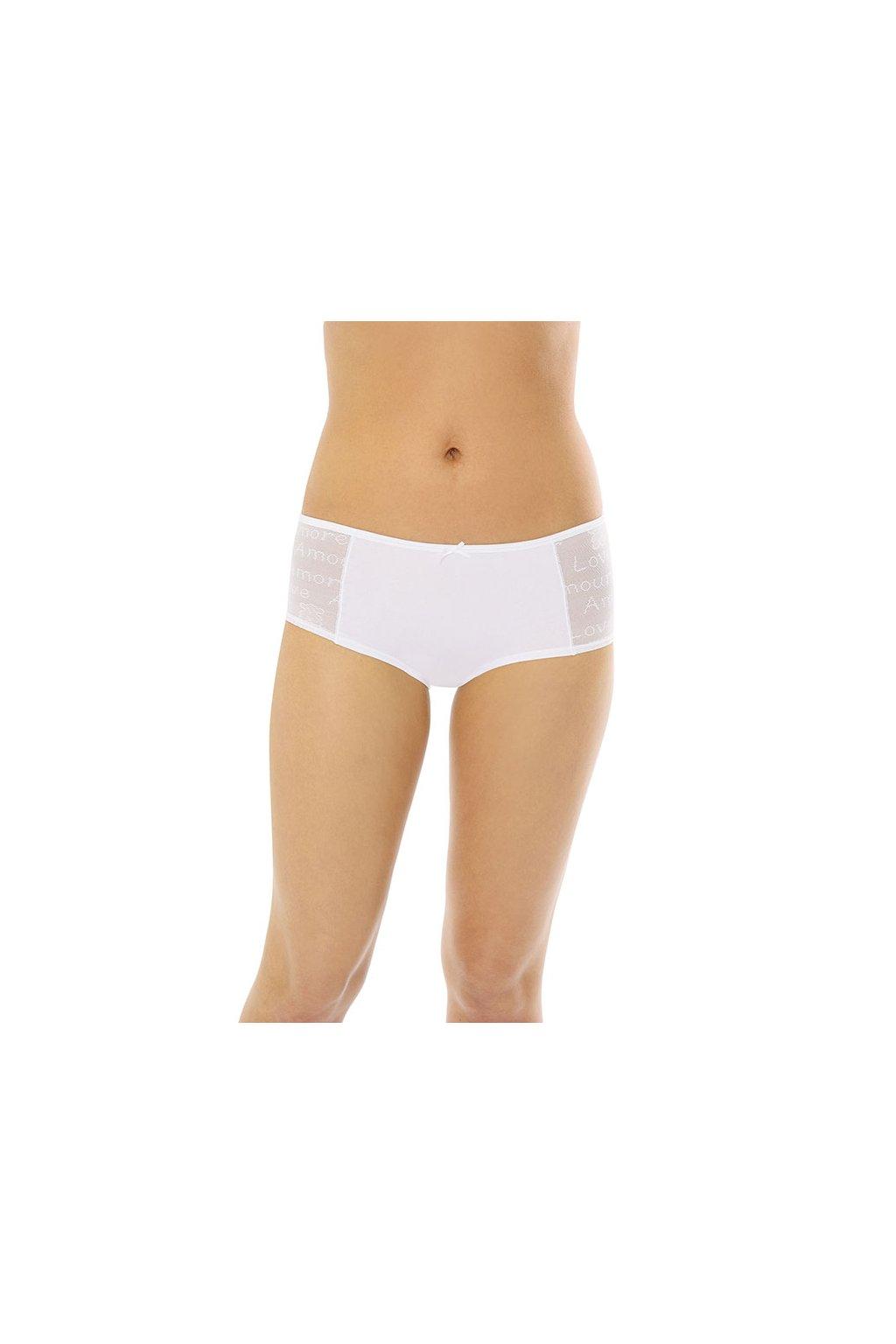 Dámské kalhotky, 100173 1, bílá